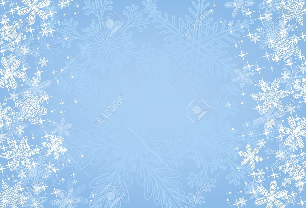 7880419 Blue Winter Or Christmas Background Stock Vector